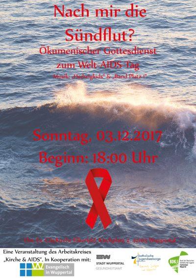 Ökumenischer Gottesdienst zum Welt-Aids-Tag