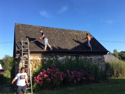 Instandhaltung Haus Kannevedenn