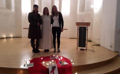 Ökumenischer Gottesdienst zum Welt-AIDS-Tag 2016