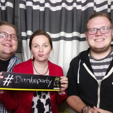 Dankeparty 2017
