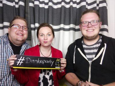 Dankeparty 2017