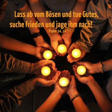 3. Advent: Impuls