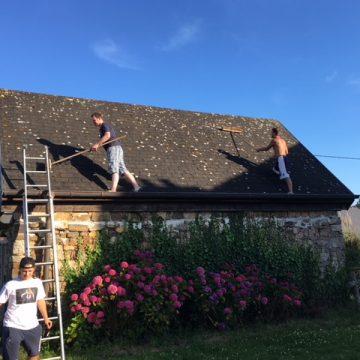 2017 – Instandhaltung Haus Kannevedenn