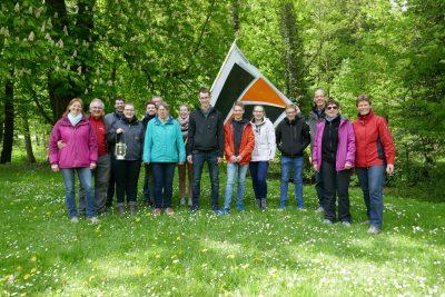 Radwallfahrt zum Altenberger Licht 2018