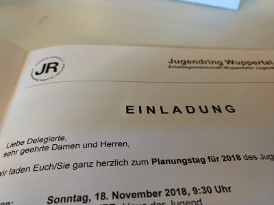 Planungstag Jugendring