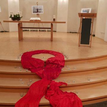 Ökumenischer Gottesdienst zum Welt-Aids-Tag 2018