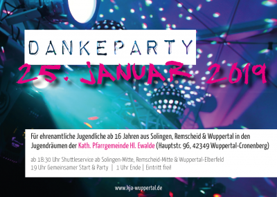 Dankeparty