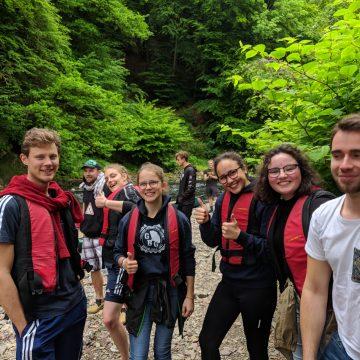 30.05.2019 – Teambuilding der Pfarrjugend St. Joseph